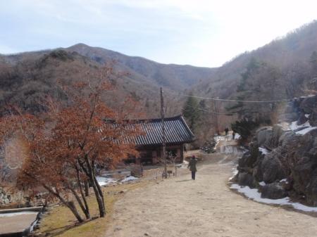 Baekyeonsa temple