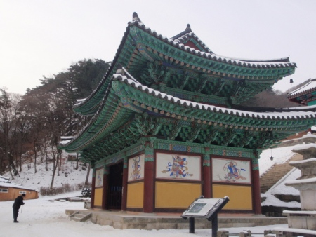Guryongsa Temple