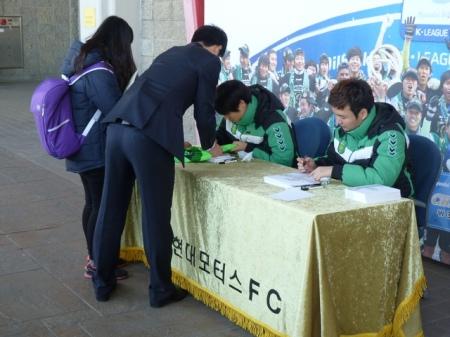 3 - autographs