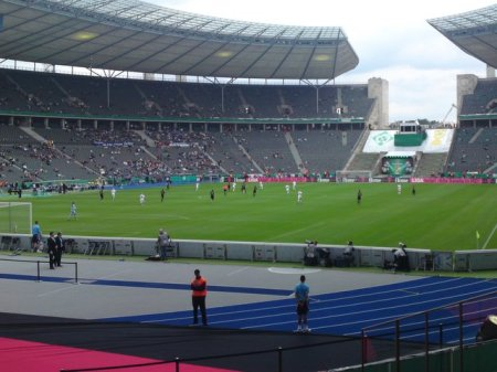 Olympic Stadium, Berlin.