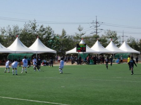 icheon practice pitch b