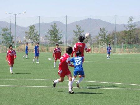 icheon practice pitch a