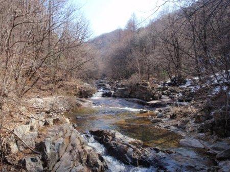 More river.