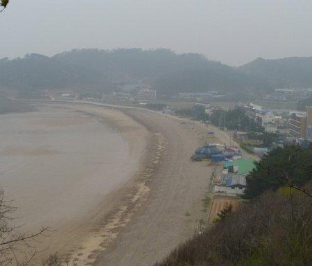Bangpo beach.