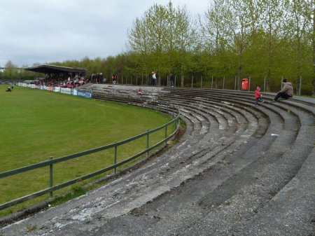 Old school terracing.