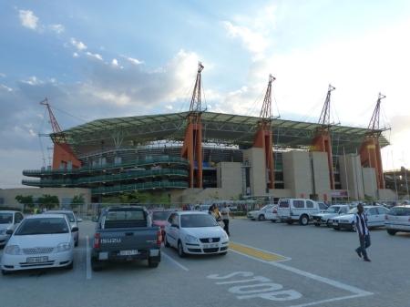 Mbombela Stadium.