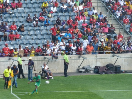 Corner to Golden Arrows.
