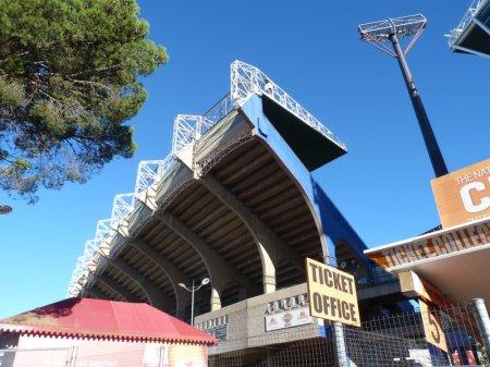 Free State Stadium.