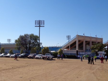 National Stadium, Gabarone.