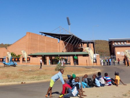 New Lobatse Stadium