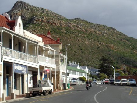 Simon's Town.