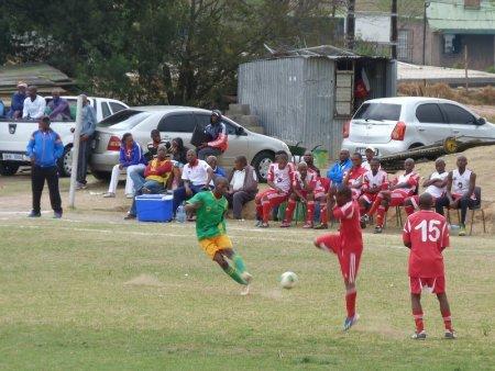 Free kick to