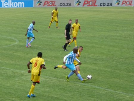 I d watched Witbank back in August in a home game played at Middleburg. For  this National First Division game against Santos they were at their regular  Puma ... 556f0b273