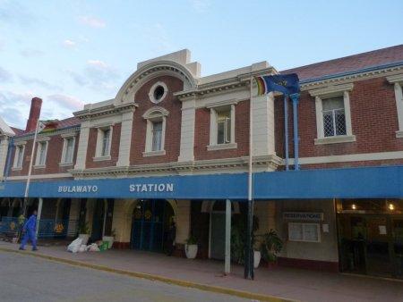 Bulawayo station