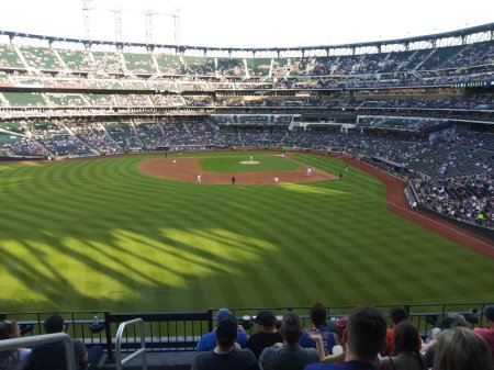 citi field second tier